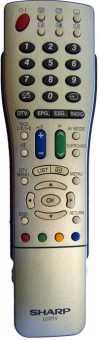 Пульты Sharp GA460/472/473/490WJSA и др ТВ универсал