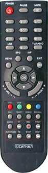 Пульт Сигнал TLS2007T/C USB, TLS3001T/C ТВ приставок