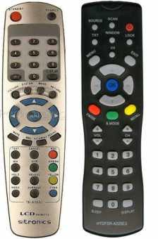 Пульты Sitronics LCD-2033, LCD-2031, Hitachi CLE-961 и др.