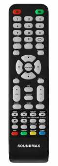 Пульт Soundmax SM-LED43M01S и др ТВ