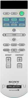 Пульты Sony RM-PJHS10/- PJHS50/ PJHS2 проекторов