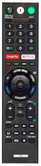 Пульты Sony RMF-TX200P, RMF-TX600U для ТВ