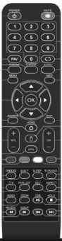 Пульт Shivaki STV-40LED42S,  STV-43LED25S, Olto 32ST30H и др ТВ