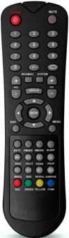 Пульт Supra STV-LC4268/3268, STV-LC32K650FL и др TV