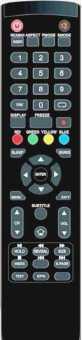 Пульт Supra STV-LC32ST900WL, STV-LC40ST900FL, STV-LC50ST900FL и др ТВ