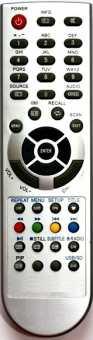 Пульт Supra STV-LC3204W/3210/3214w/f  /32571WL, STV-LC4204F/4210F/4214F/W и др TV