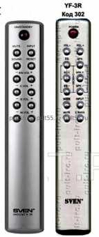 Пульты для акустики Sven IHOO MT 5.1,  HT-475 и др.