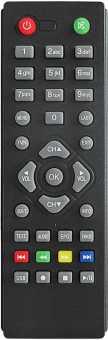 Пульт SkyVision T2307/T2201 и др. DVB-T2