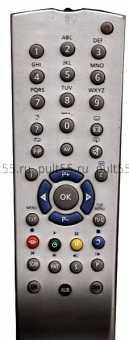 Пульт Grundig TelePilot 170C, TP170C TV
