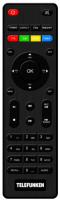 Пульт Telefunken TF-DVBT216 - 219, 221, 224, 226- 230  и др. dvb-t2