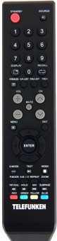 Пульт Telefunken TF-LED32S26/11, TF-LED28S12/14 и др TV
