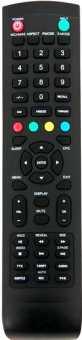 Пульт Hartens HTV-32F011B-T2/-24R011B-T2/43F011B-T2/22R011B-T2 и др ТВ