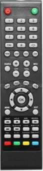 Пульт Telefunken TF-LED32S54T2, TF-LED28S42T2, TF-LED24S12T2  и др. ТВ