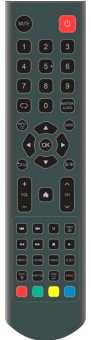 Пульт Soundmax SM-LED32M11S, SM-LED32M04S  и др. ТВ
