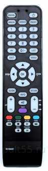 Пульт RC1994301 для ТВ Thomson, TCL