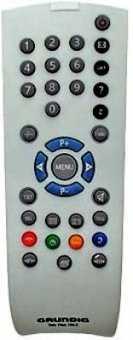 Пульт Grundig TelePilot 156C, TP156C TV