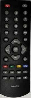 Пульт Trimax TR-2012HD, Lumax Y-133A2 (DVT2-4100HD) OPENBOX T2-01 (T2-03) HD для DVB-T2