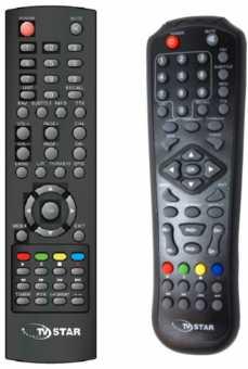 Пульты TV Star, NOT ONLY TV