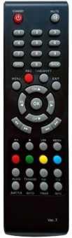 Пульт TVK 3101, 3102,4201,....,4204,5301 dvb-t2