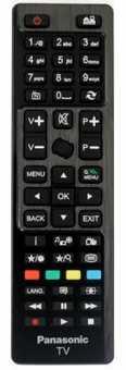 Пульт Panasonic TX-32C300B/E, TX-40C200E /-48CW304 и др ТВ
