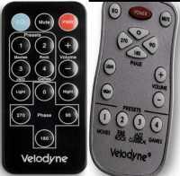 Пульты акустики Velodyne Acoustics