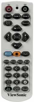 Пульты Viewsonic PG705HD, PX725HD, PX727-4K/PX747-4K и др проекторов