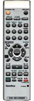 Пульт DVD рекордера Pioneer VXX3048 DVR-433H-s