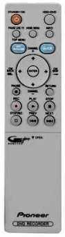 Пульт Pioneer DVD-Rec VXX3129, VXX3092 DVR-440/540H-S и др