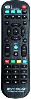 Пульт World Vision T62A/T62M/T63/T63M и др. DVB-T2