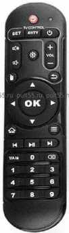 Пульт android H96/ X96Max TV box и др