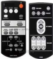 Пульты ДУ Yamah аудио систем