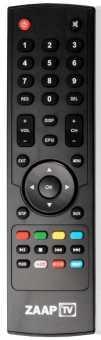 Пульт ZaapTV HD509N, MaaxTV LN5000